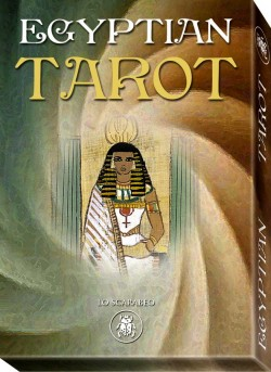 Egyptian Tarot: Vecie Arkāni