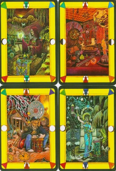 Tarot D The Didactic Tarot By Jeffrey M Donato: Tarot D: The Didactic Tarot