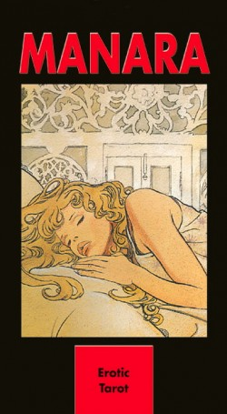 The Erotic Tarot Мanara