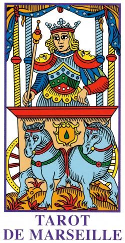 Tarot de Marseille (Alexandre Jodorowsky)