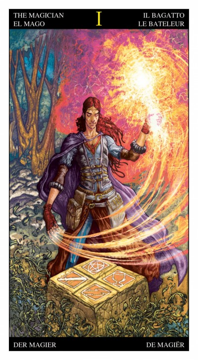 Tarot Universal Dali: Universal Fantasy Tarot