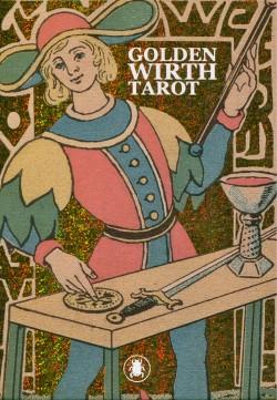 Golden Wirth Tarot: Vecie Arkāni
