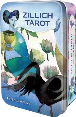 Zillich Tarot (metāla kastītē)