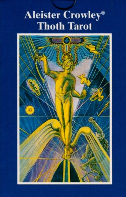 Aleister Crowley Thoth Tarot (pocket)