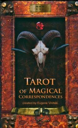 Tarot of Magical Correspondences (pirmais izdevums)