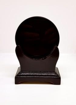 Обсидиановое зеркало 7 см