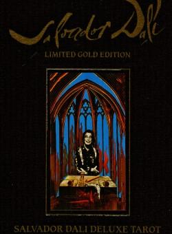 Salvador Dali Deluxe Tarot: Gilded Deck (ierobežots daudzums)