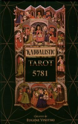 Kabbalistic Tarot 5781