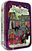 Halloween Tarot (в металлической коробочке)