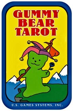 Gummy Bear Tarot (metāla kastītē)