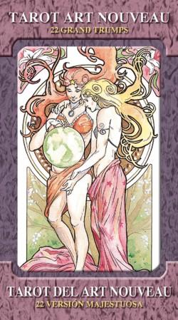 Tarot Art Nouveau: Старшие Арканы