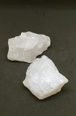 Neapstrādāts Kalnu kristāls XL