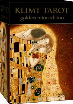 Golden Klimt Tarot mini